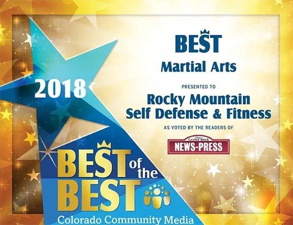 Best Martial Arts
