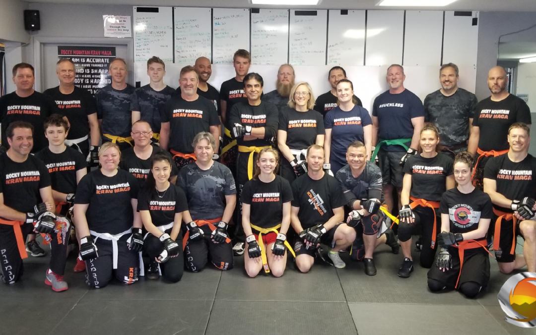 Krav Maga Testing March 2019