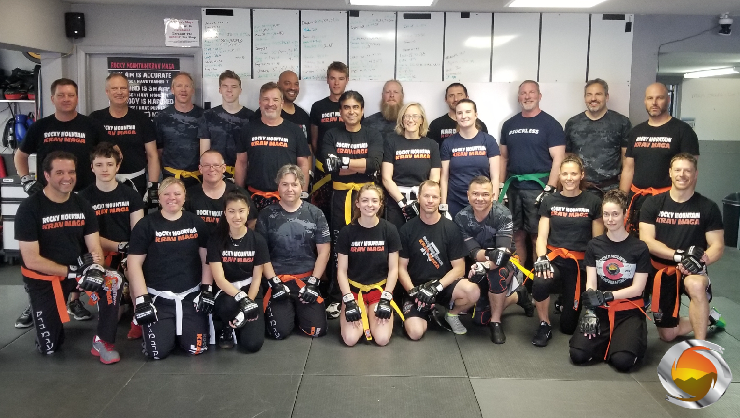 Krav Maga Throw Down The Gauntlet March 2019