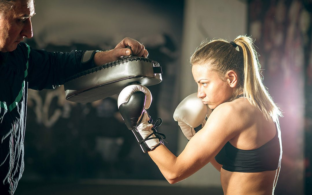 Why Kickboxing?