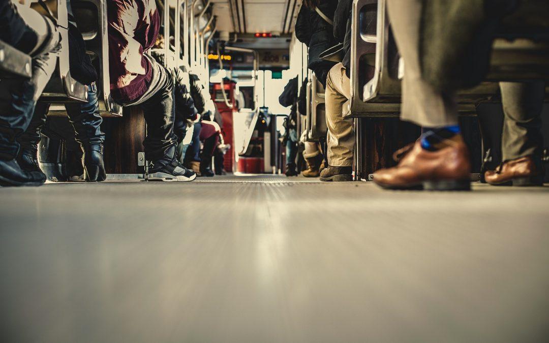 Krav Maga In Public Transit